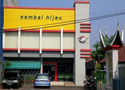 GEDUNG SAMBALHIJAU